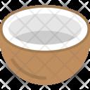 Coconut Water Beverage Icon