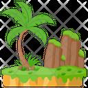 Cocos Island Icon