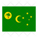 Cocos Islands Flag Flags Icon
