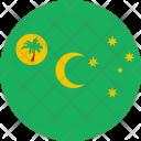 Cocos Islands Flag Icon