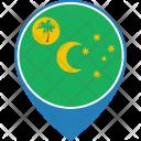 Cocos Keeling Icon
