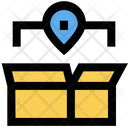 Cod Delivery Package Icon