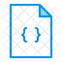 Codding Code File Icon