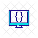 Code Coding Programming Icon