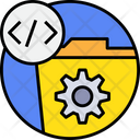 Code Coding Web Development Icon