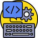 Coding Code Web Development Icon