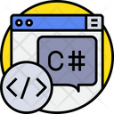 Coding Programming Code Icon