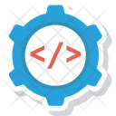 Code Setting Settings Icon