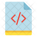 File Code Programming Icon