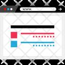 Code Design Layout Icon