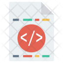 Code Find Magnifying Icon