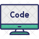 Code Programming Development Icon