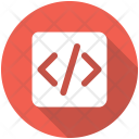 Code Web Programming Icon