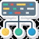 Code Coding Network Icon