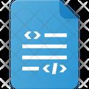 Code File Programing Icon