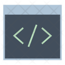 Code Development Programming Icon