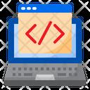 Code Coding Programming Icon