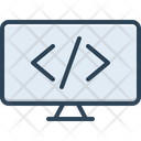 Code Technology Program Icon