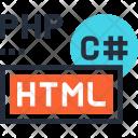 Code Coding Html Icon