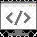 Code App Coding Icon
