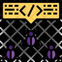 Coding Bug Code Website Icon