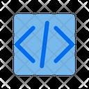 Code Html Coding Icon