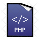 Code Coding Web Icon