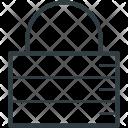 Code Lock Padlock Icon