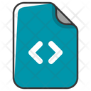Code Data Programming Icon