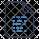 Code Document Documentation Icon