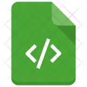 Code File Document Icon