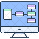 Code Flowchart Flowchart Flow Icon