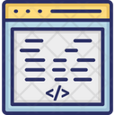 Code Implementation Html Code Website Coding Icon