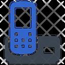 Code Less Phone Icon