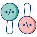 Coherant Code Logic Coding Icon