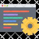 Code Optimization Analysis Icon