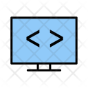 Code Optimization Screen Icon