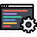 Code Optimization Seo Icon