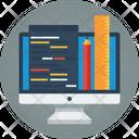 Code Pencil Ruler Desktop Development Icon
