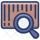 Code Reader Barcode Scanning Barcode Monitoring Icon