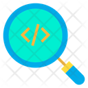 Code Search Icon