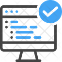 Verified Computer Programming Icon