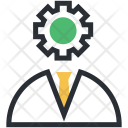 Coder Computer Programmer Icon