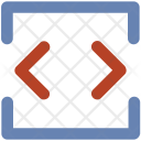 Coding Html Language Icon