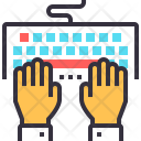 Coding Development Code Icon
