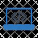 Coding Programming Development Icon