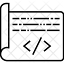 Coding Programming Source Icon