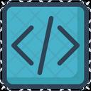 Code Html Tag Icon