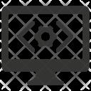 Coding Code Web Icon