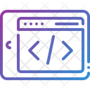 Coding Web Development Development Icon